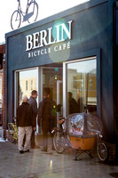 Berlin Bicycle Café - Grand Opening